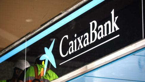 Oficina de Caixabank en la madrileña Plaza de Colón. (Fuente: Caixabank)