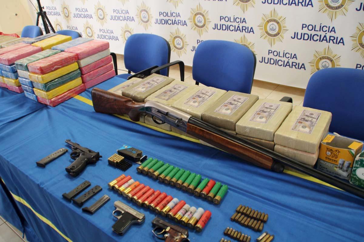 La policía local mantiene una activa lucha contra narcotraficantes en Cabo Verde (Foto: Reuters)