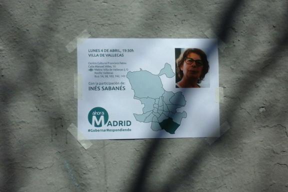 Cartel Sabanes Limpieza II