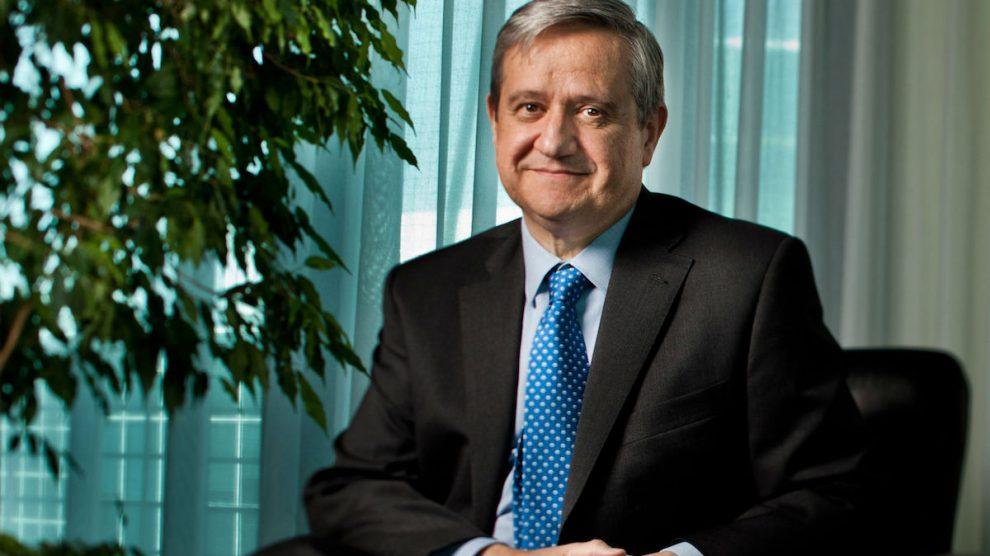 Javier Cuesta Nuin, presidente de Correos.