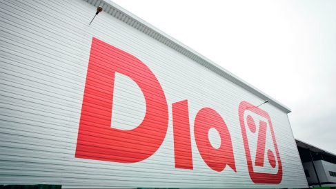 Almacén de supermercados Día (Foto: Día).