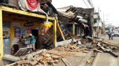 Devastador daño provocado por el terremoto en Ecuador (Foto: Reuters)