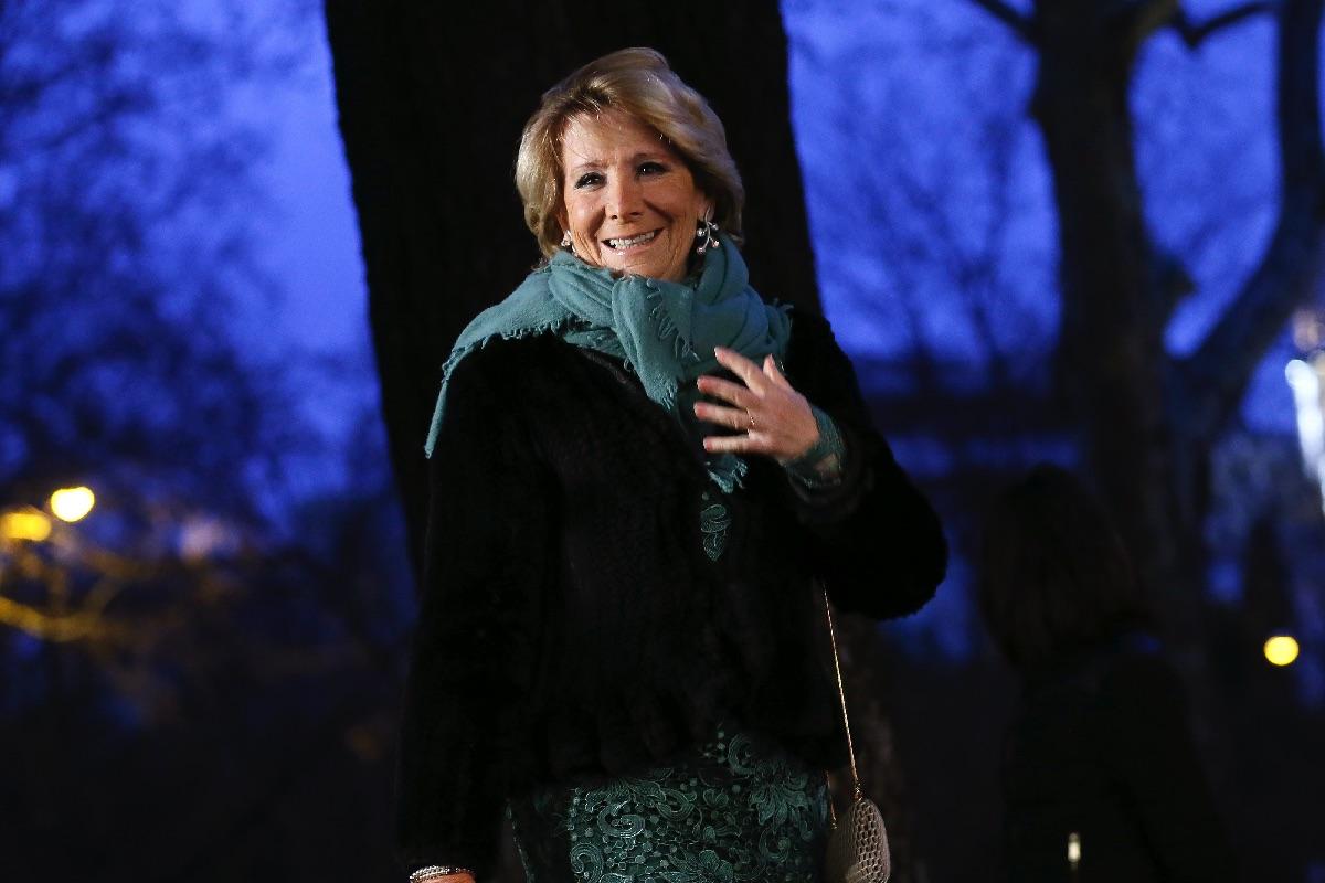 Esperanza Aguirre, líder de la oposición en Madrid. (Foto: EFE)