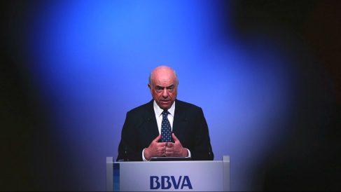El presidente de BBVA, Francisco González. (Foto: Reuters)