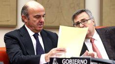 El ministro de Economía y Competitividad, Luis de Guindos, (Foto: EFE)