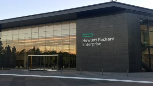 Hewlett-Packard Enterprise.