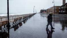 Imagen de una localidad del Este de Estados Unidos, bañada por el Océano Atlántico. (Getty)