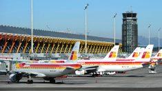 Aviones de Iberia (Foto: GETTY).
