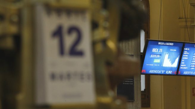 Ibex-Bolsa de Madrid (Foto: EFE).
