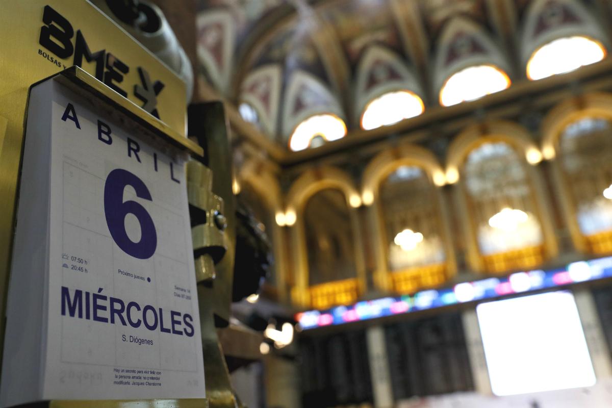 Bolsa de Madrid (Foto: EFE)