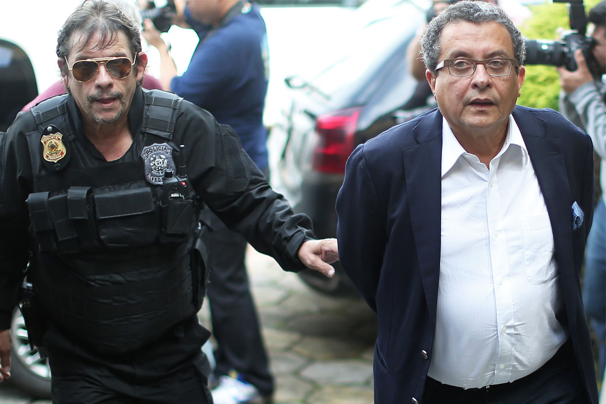 Joao Santana. (Foto: AFP)