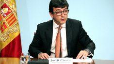 El ministro de Finanzas y portavoz del Gobierno de Andorra, Jordi Cinca. (Foto: EFE)