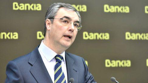 El consejero delegado de Bankia, José Sevilla. (Fuente: Bankia)