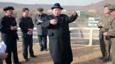 Kim Jong-Un, líder de Corea del Norte (Foto: Getty)