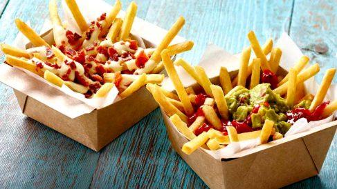 Nuevas patatas loaded de McDonalds