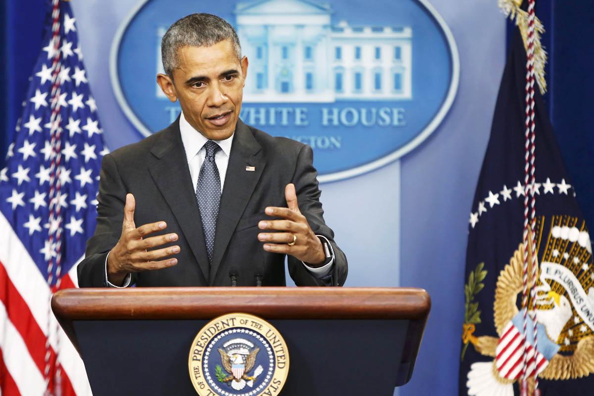 Barack Obama en la Casa Blanca (Foto: Reuters)