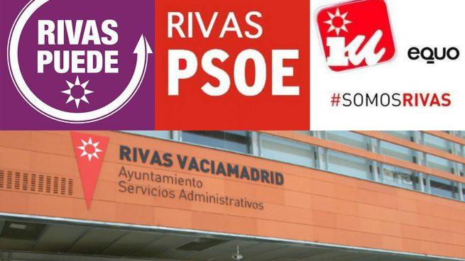 El 'pacto a la valenciana' fracasa en el bastión de izquierdas madrileño de Rivas Vaciamadrid
