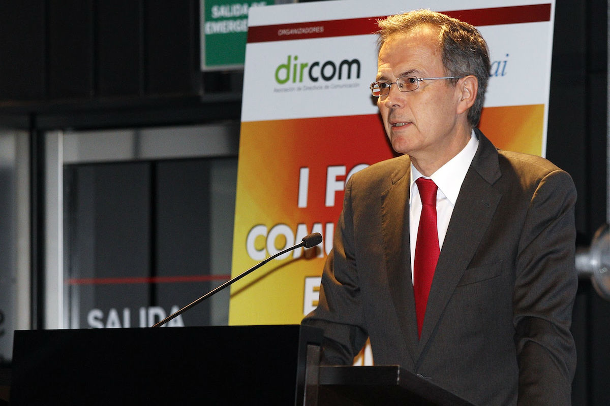 Pedro Miró, consejero delegado de Cepsa.