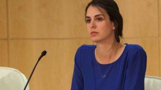 Rita Maestre en rueda de prensa. (Foto: Ayuntamiento)