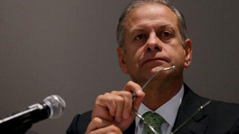 El director general de OHL México, Sergio Hidalgo.