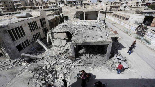 El Estado Islámico se revuelve lanzando ataques ante su pérdida de terreno en Siria