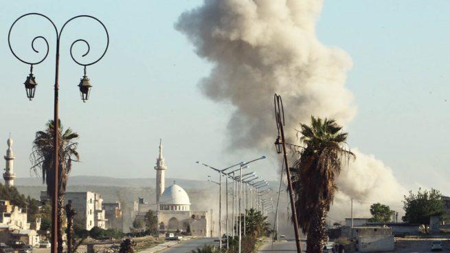 Los combates se recrudecen para mejorar posiciones ante la inminencia de la tregua en Siria
