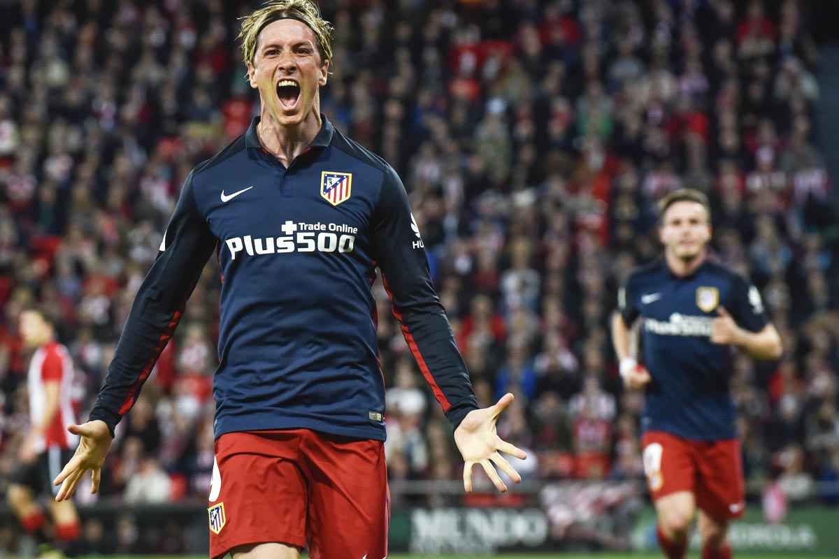 Fernando Torres sigue llamando con fuerza a las puertas de la selección (Foto: EFE)