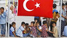 Refugiados en Gaziantep, Turquía (Foto: Reuters)