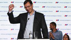 Aleksandar Vucic es el ganador de las elecciones presidenciales en Serbia (Foto: Reuters)