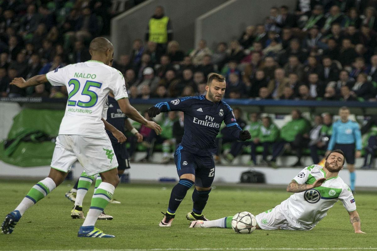 Wolfsburg-Real Madrid
