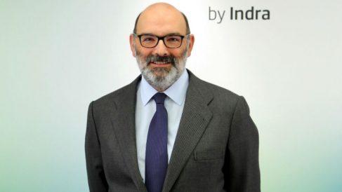El presidente de Indra, Fernando Abril-Martorell (Foto: INDRA).