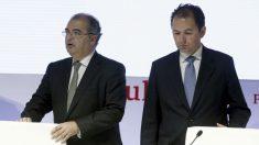 Ángel Ron y Francisco Gómez (Foto: EFE).