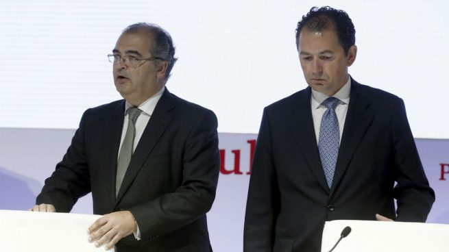 Ángel Ron y Francisco Gómez