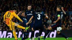 Atlético Vs Barcelona: sólo uno estará en semifinales. (Getty)