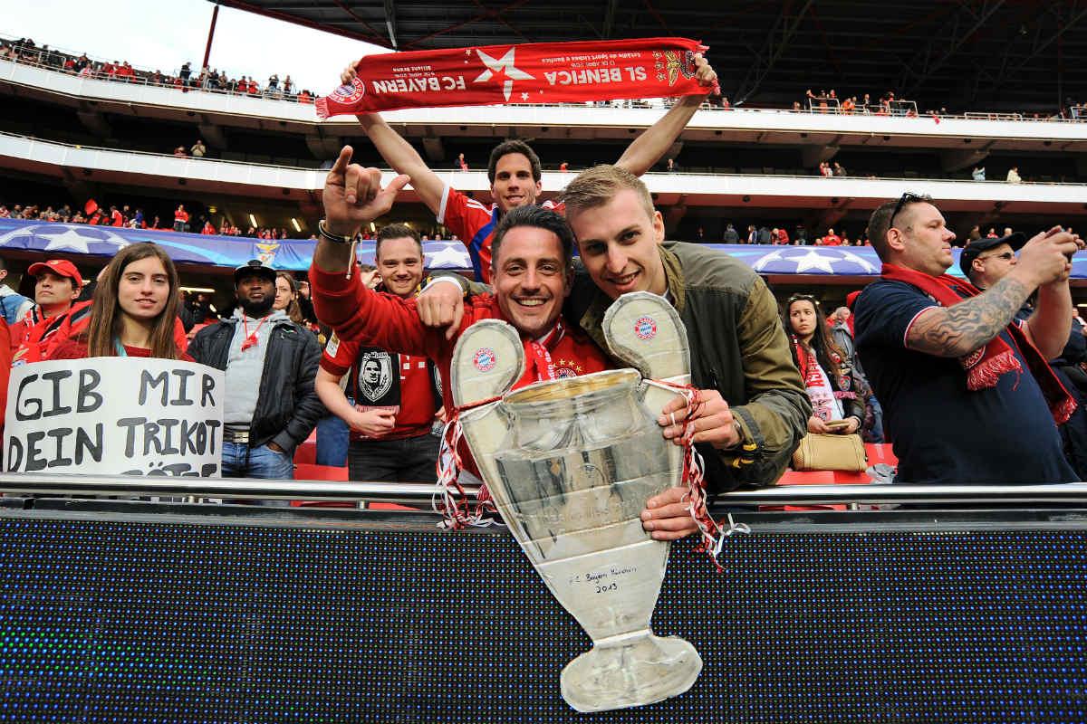 Las apuestas ven al Bayern en la final. (Getty)