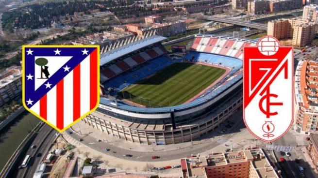 Atlético de Madrid vs Granada: horario y canal de televisión