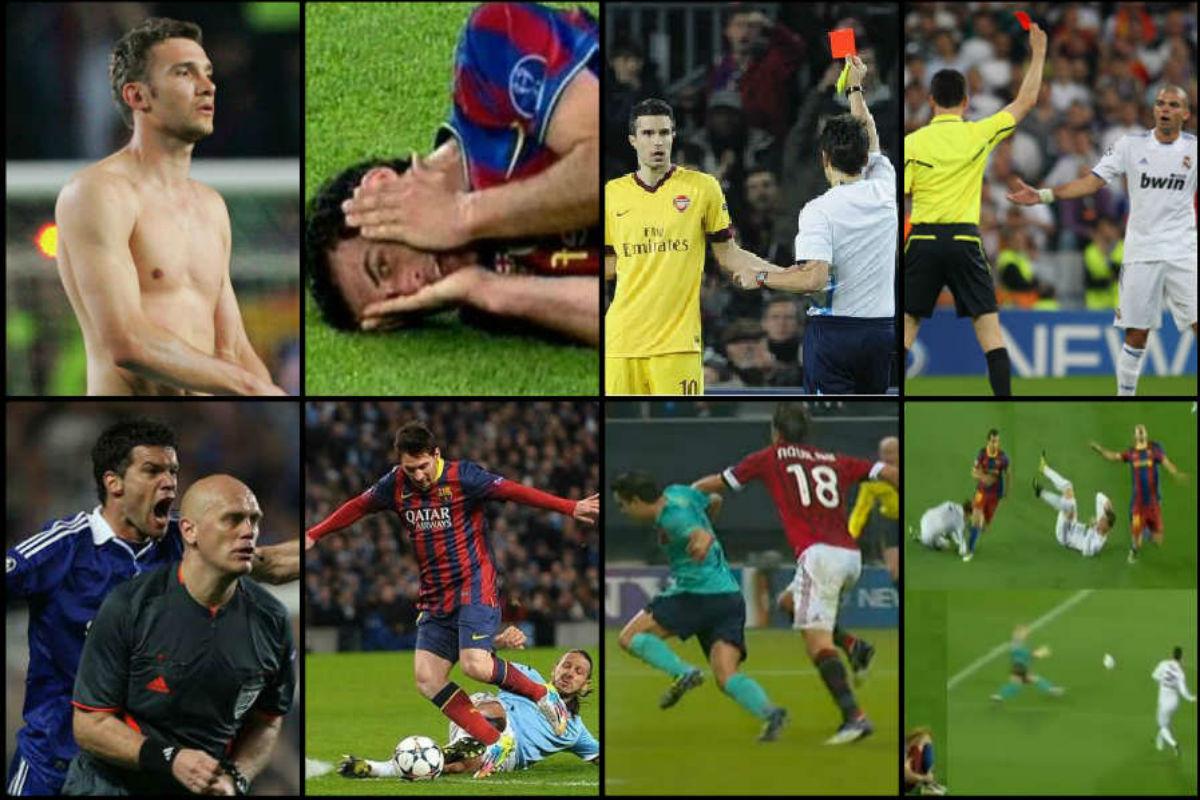 El Barcelona ha sido ayudado por los árbitros en las últimas temporadas.