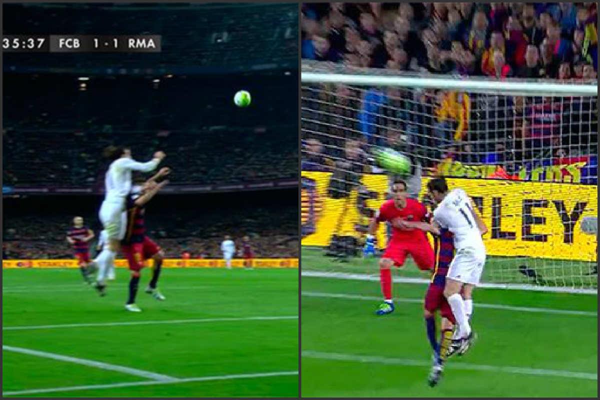 Bale no hizo falta sobre Alba.