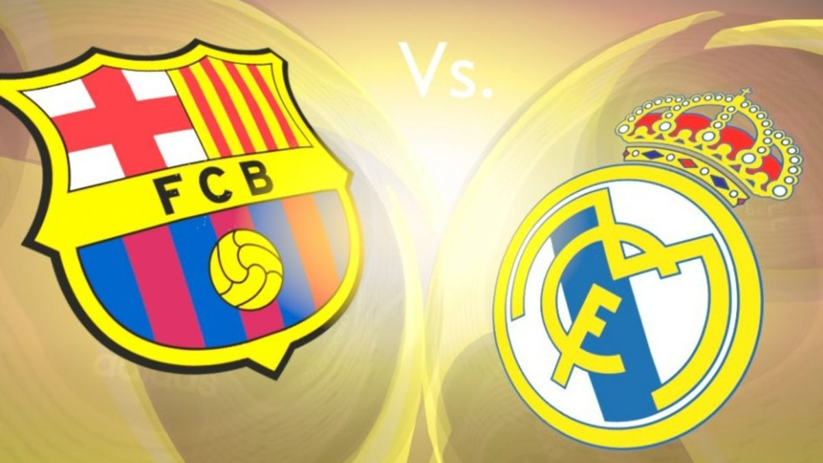 Barcelona y Real Madrid se jugarán el título en la última jornada.