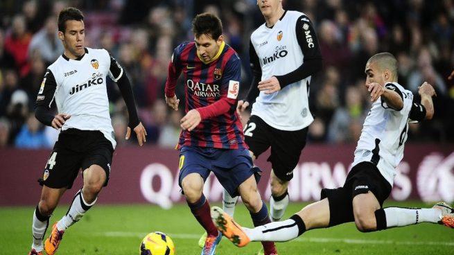 Barcelona vs Valencia: horario y canal de televisión