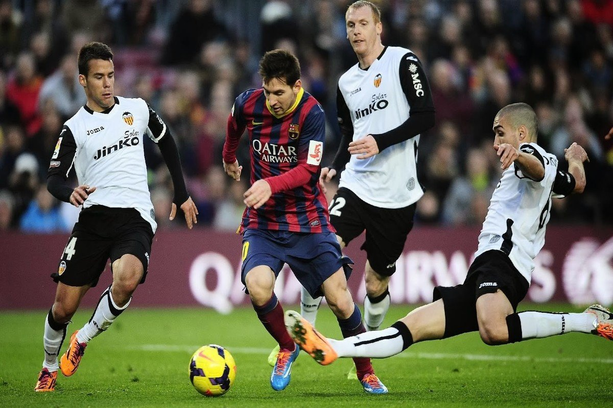 barcelona vs valencia - photo #49
