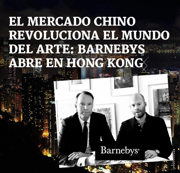 barnebys hongkong publi - El mercado de subastas de antigüedades y arte crece en China