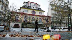 Sala Bataclan días después del atentado. (Foto: AFP)