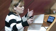 La presidenta del Partido Popular de la Comunidad Valenciana, Isabel Bonig. (Foto: EFE)