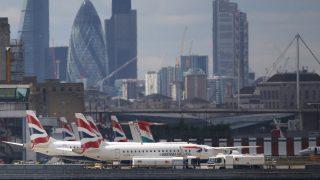 Aviones de British Airways (Foto: GETTY).