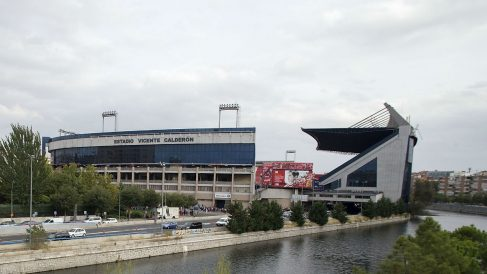 Estadio Vicente Calderón (Foto: GETTY).