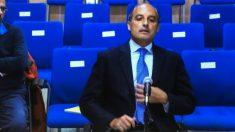 Francisco Camps, en una de sus comparecencias ante el juez.