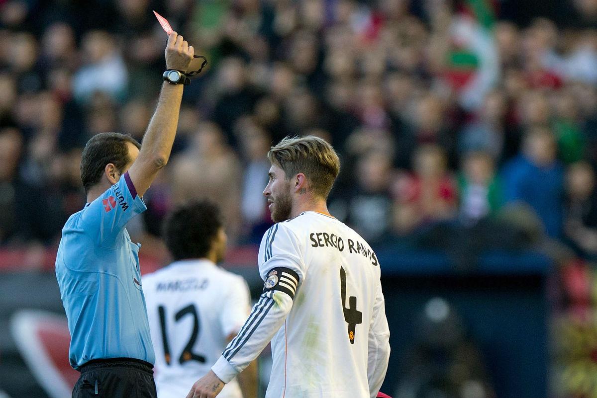 El Real Madrid está mosca con la designación de Clos Gómez