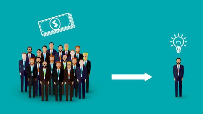 A través del crowdfunding, quien lo desee puede aportar dinero a una idea o proyecto (Foto: GETTY/ISTOCK).