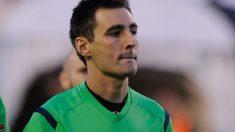 De Burgos Bengoetxea, en un Rayo-Deportivo esta temporada. (Getty)